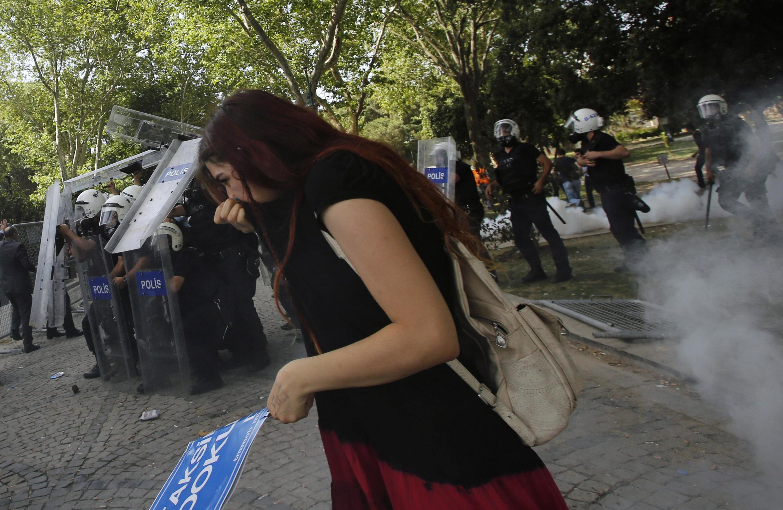 Парк Гези, 31 мая 2013