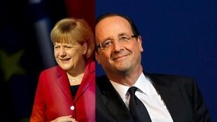 """Depois de """"Merkozy"""", o """"Merkollande"""" : será esta uma possibilidade para as duas maiores potências econômicas do continente?"""