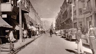 خیابان لاله زار، حوالی جنگ دوم جهانی