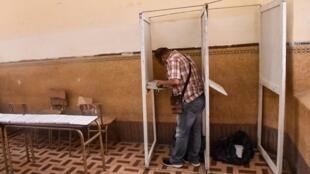 algérie vote legislatives elections