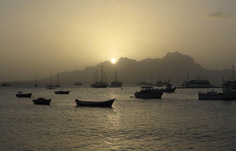 Mindelo, ilha de São Vicente