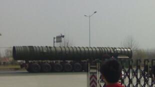 """""""东风31""""改进型洲际导弹"""