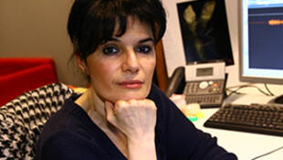 Yasmine Chouaki est la Voix de RFI pour le Club RFI cette semaine.