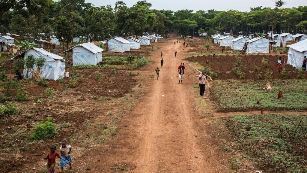 Kambi ya wakimbizi ya Nduta nchini Tanzania, inayowapa hifadhi wakimbizi kutoka Burundi