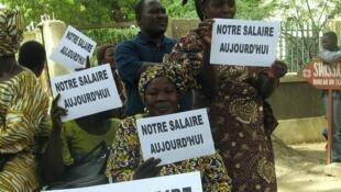 L'augmentation du salaire des fonctionnaires tchadiens, longtemps en grève, est l'une des questions auxquelles le nouveau Premier ministre va devoir s'atteler..