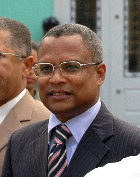 José Maria Neves, primeiro-ministro de Cabo Verde