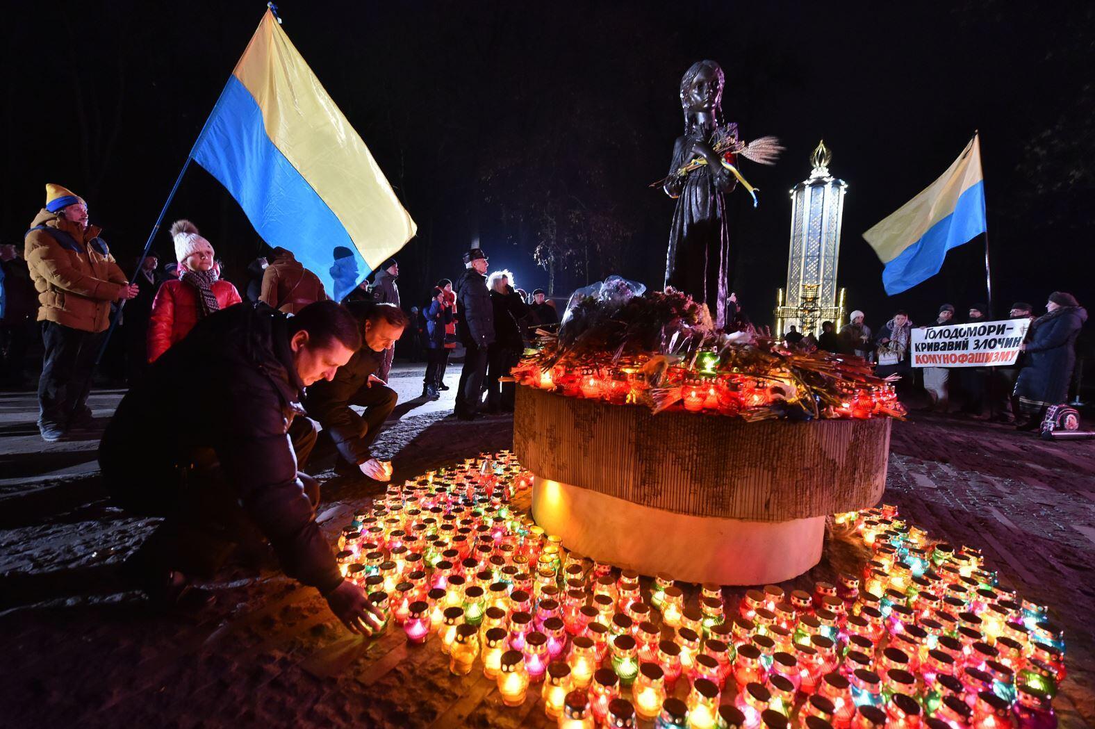 Сенат США официально признал Голодомор геноцидом украинского народа