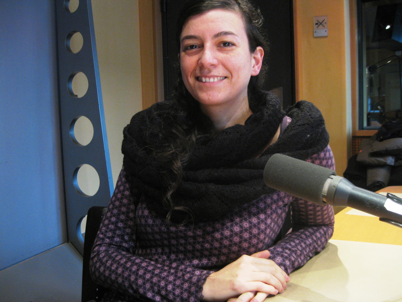 Samanta Schweblin en RFI.