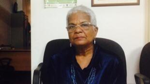 Terezinha da Silva, coordenadora nacional do WLSA
