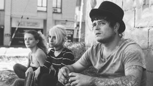 Fotograma de la película 'Los Nadie'.