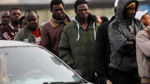 16 250 нелегальных мигрантов из Африки, находящихся в Израиле, отправятся в страны Запада благодаря подписанному 2 апреля соглашению с ООН