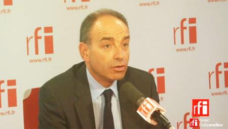 Jean-Françaois Copé speaks to RFI