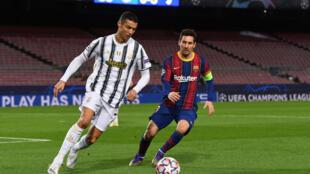 Cristiano Ronaldo da Lionel Messi sun dade suna jan zarensu a duniyar tamola.