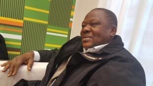 Le docteur Claude Moussa vétérinaire et coordinateur projet d'appui au développement de l'élevage en Côte d'Ivoire.