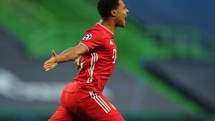 Serge Gnabry scored two of Bayern Munich's goals in their 3-0 victory over Lyon to reach the Champions `League final.