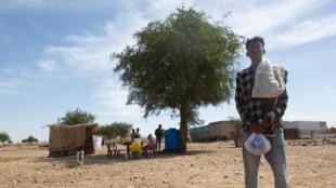 Soudan frontière Ethiopie