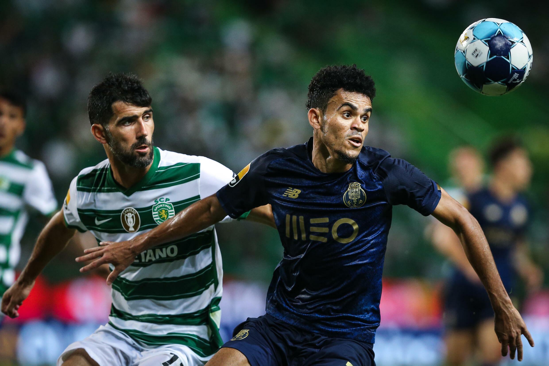 Futebol - Sporting Clube de Portugal - Futebol Clube do Porto - Desporto - Futebol - Portugal - Liga Portuguesa - Sporting CP - FC Porto
