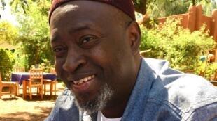 Cheick Diallo en février à Segou, Mali.