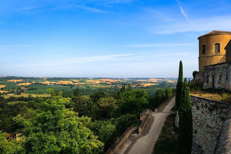 Gers, no sudoeste da França.