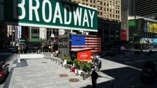 Broadway não deve reabrir antes de 2021.