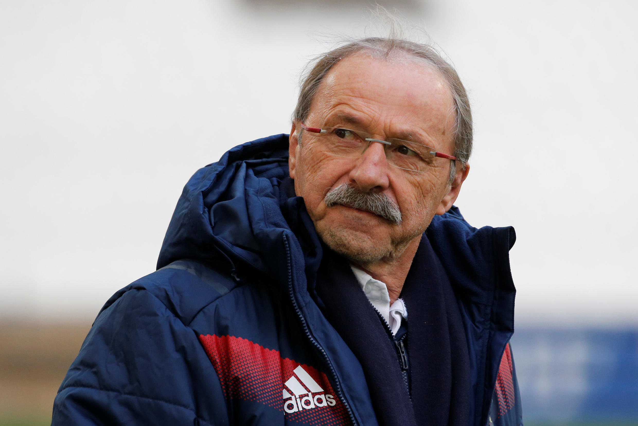Jacques Brunel is attempting to lead France to their first rugby world cup crown.