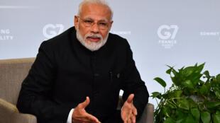 Firaministan India Narendra Modi