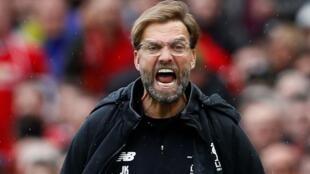 Mai horar da kungiyar kwallon kafa ta Liverpool  Jurgen Klopp.
