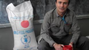 William Affif est le coordonnateur à Dakar des réponses d'urgence pour le Sahel du PAM (capture d'écran).