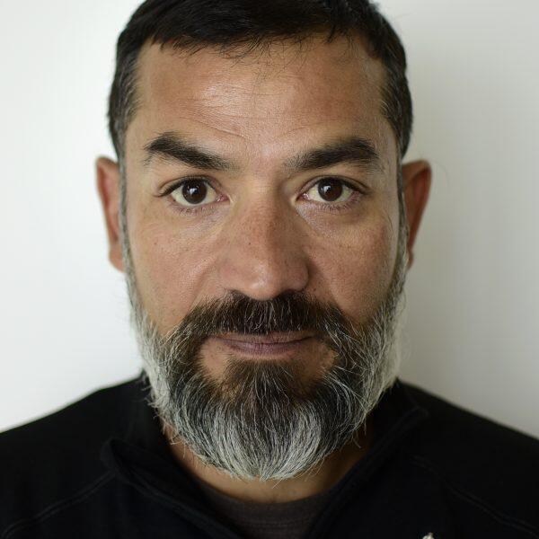 El fotoperiodista Guillermo Arias.