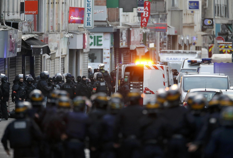 Ação antiterrorista da polícia francesa termina com dois mortos e sete presos