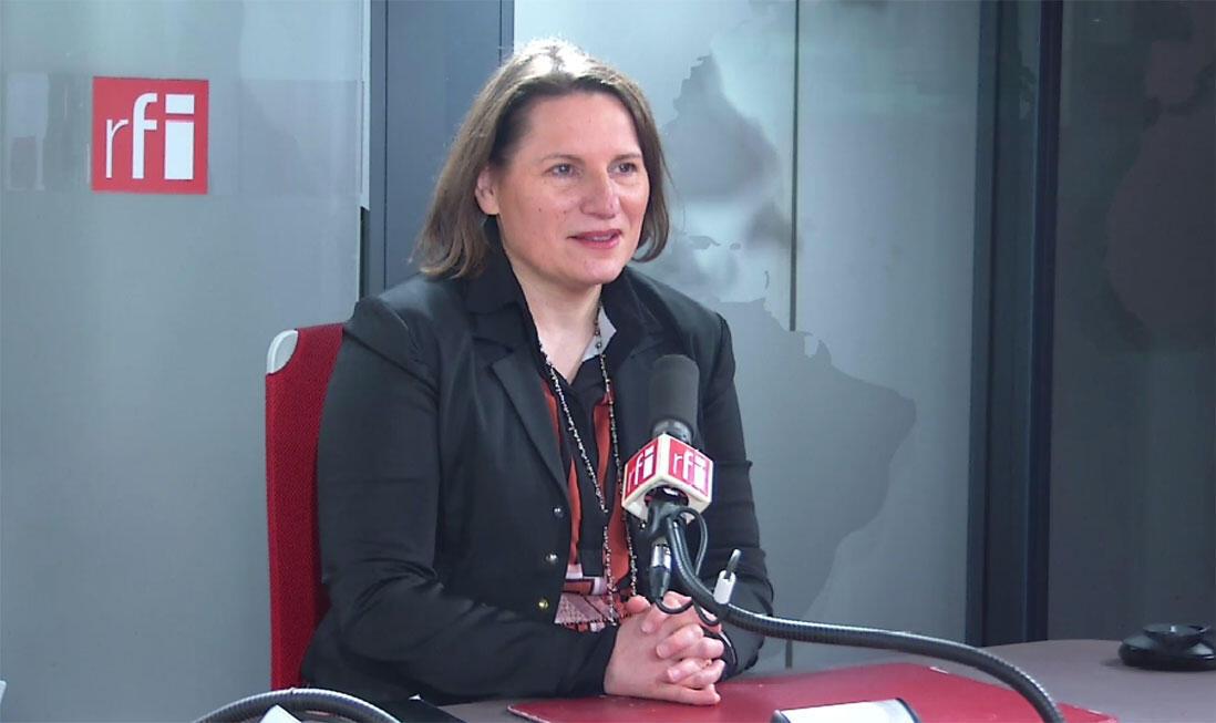 Valérie Rabault, députée de Tarn-et-Garonne sur RFI le 13 février 2020.