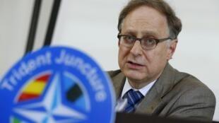 Заместитель Генерального секретаря Североатлантического альянса Александер Вершбоу