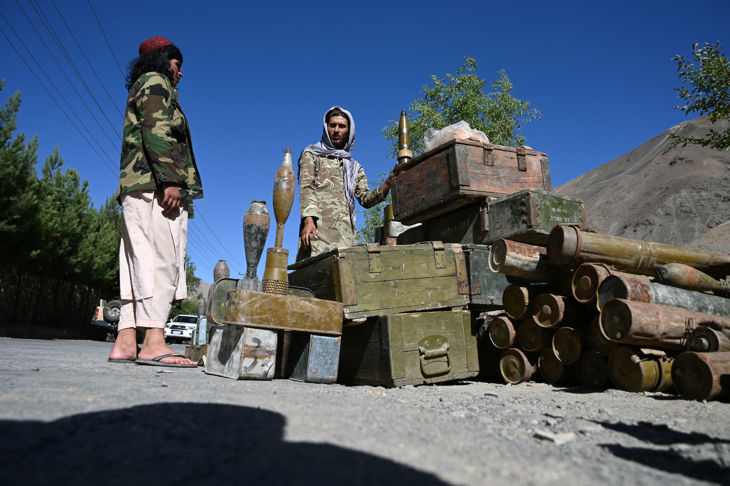 The Taliban overran Afghanistan in a lightning offensive ahead of the US pullout in August