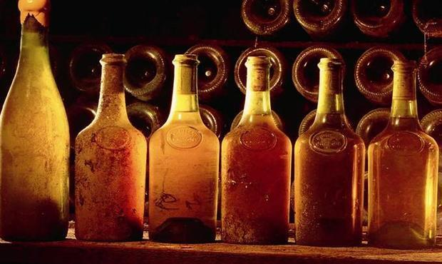 法國汝拉黃酒 Le vin jaune de Jura