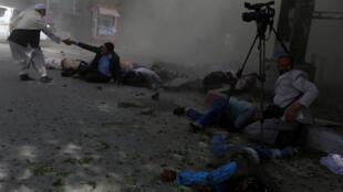Atentados em Cabul matam 25 pessoas, incluindo um fotógrafo da AFP