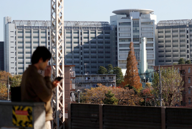 Jela kuu la Tokyo, ambapo Carlos Ghosn anafungwa, Novemba 30, 2018.
