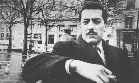یوسا در پاریس، سال ۱۹۶۱