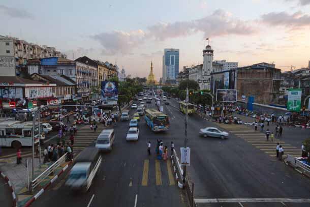 Rangoon.