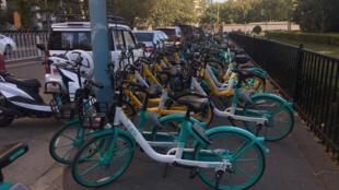 Chine - Pékin - vélo - émission spéciale MFP Mobilités douces - Stéphane Lagarde