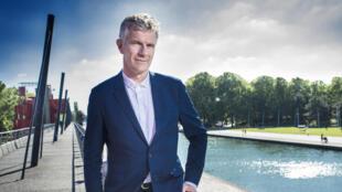 Didier Fusillier, le président du parc de la Grande Halle de la Villette.