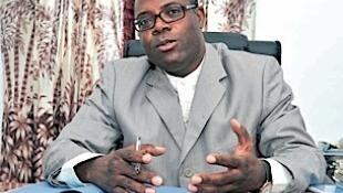 David Mendes, presidente do Partido popular de Angola