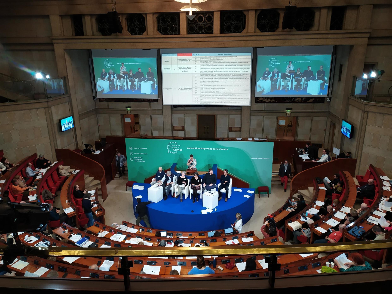 2020-06-19 france paris Citizens Convention on Climate environment