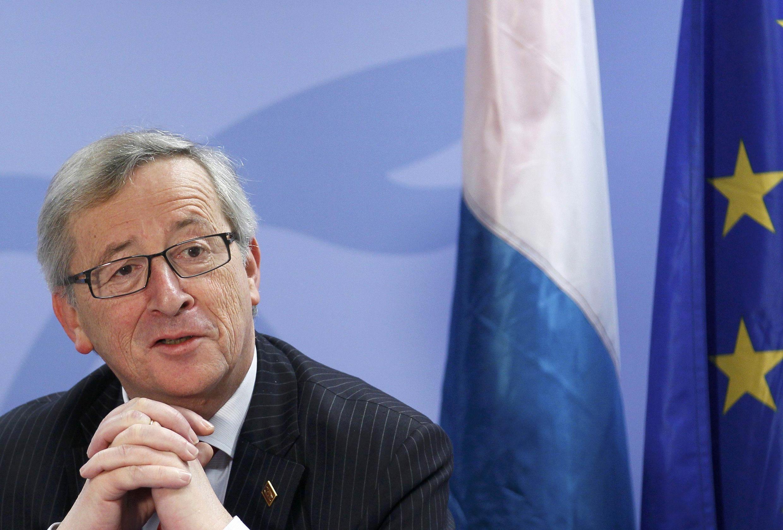 លោក Jean-Claude Juncker ប្រធាននៃក្រុម Eurogroupe 