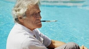 ژوزف کِسِل نویسنده و خبرنگار فرانسوی ۱۹۷۱نیس
