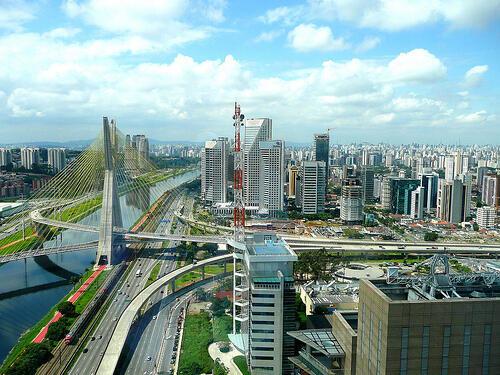 São Paulo terá aumento de temperatura