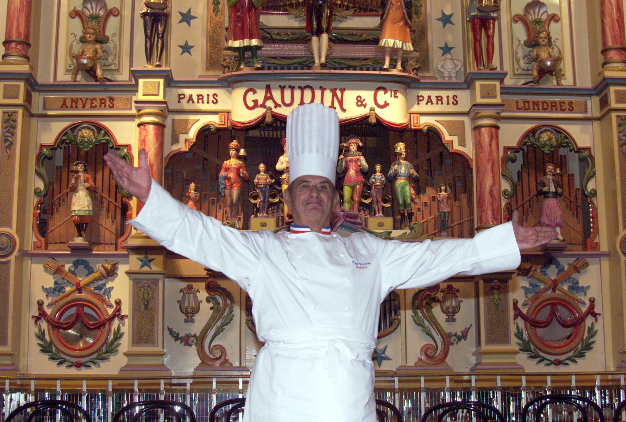 法國廚神博古斯