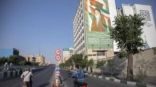 Centre-ville de Téhéran, le 23 juin 2019 (illustration).