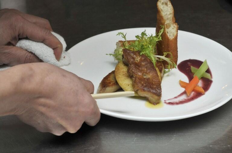 French restaurants will be able to highlight homemade dishes starting July 15, 2014.