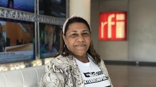 Marinete da Silva, mãe de Marielle Franco