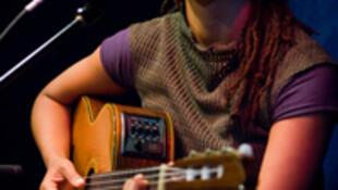 Sara Tavarès au studio 136
